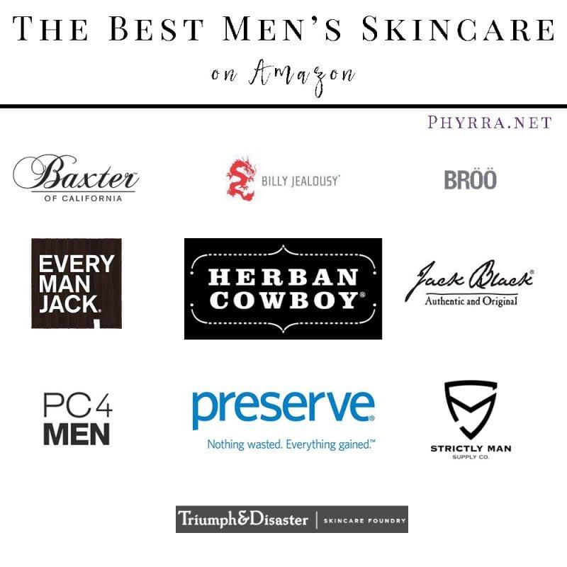 Best Cruelty-Free Men's Skincare Brands