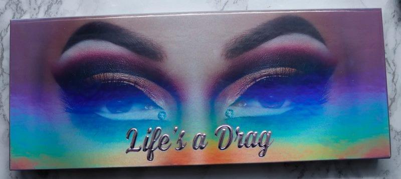 Lunar Beauty Life's a Drag Palette