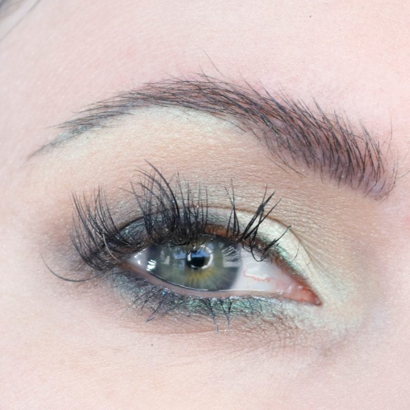 Subtle Green Makeup Tutorial
