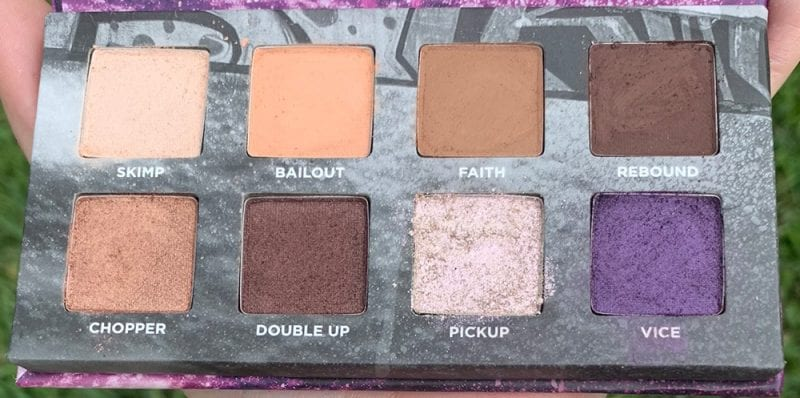 Urban Decay On the Run Bailout Mini Palette