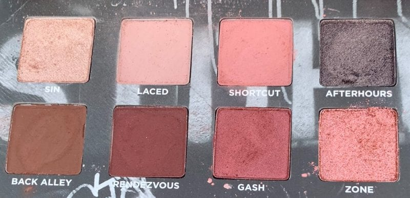Urban Decay On the Run Shortcut Mini Palette