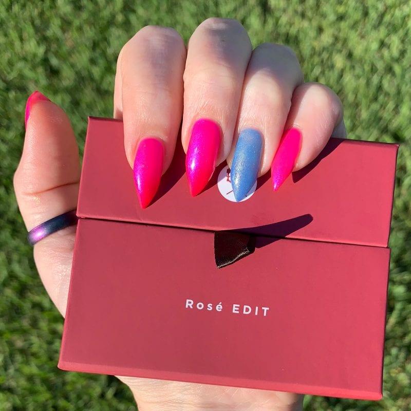Viseart Rosé EDIT Eyeshadow Palette