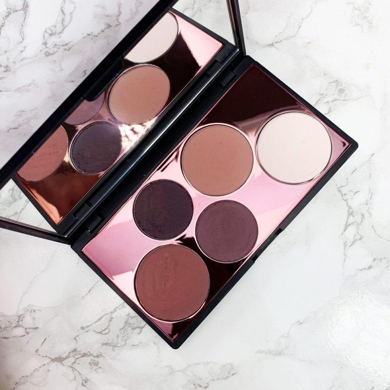 Elcie Cosmetics Minimalist Mauves Eyeshadow Palette