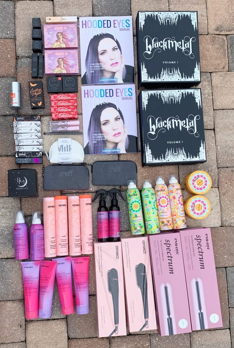 Leaping Bunny Approved Makeup Brands Giveaway