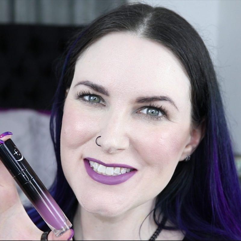 Black Moon Ghost Lipstick