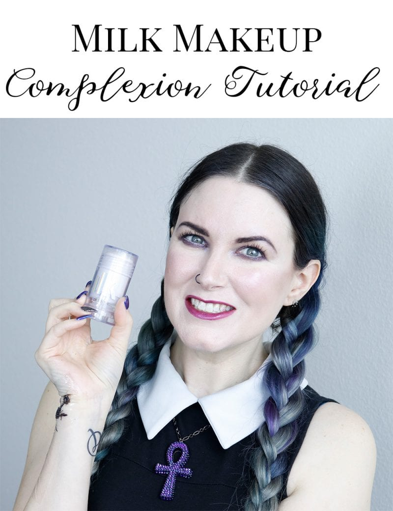 Milk Makeup Complexion Tutorial