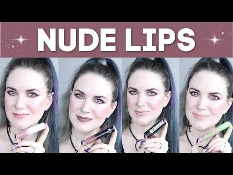 The Best Nude Lipsticks for Fair Skin