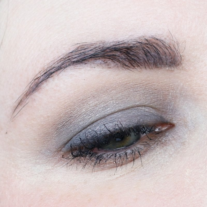 Back to School Goth Makeup