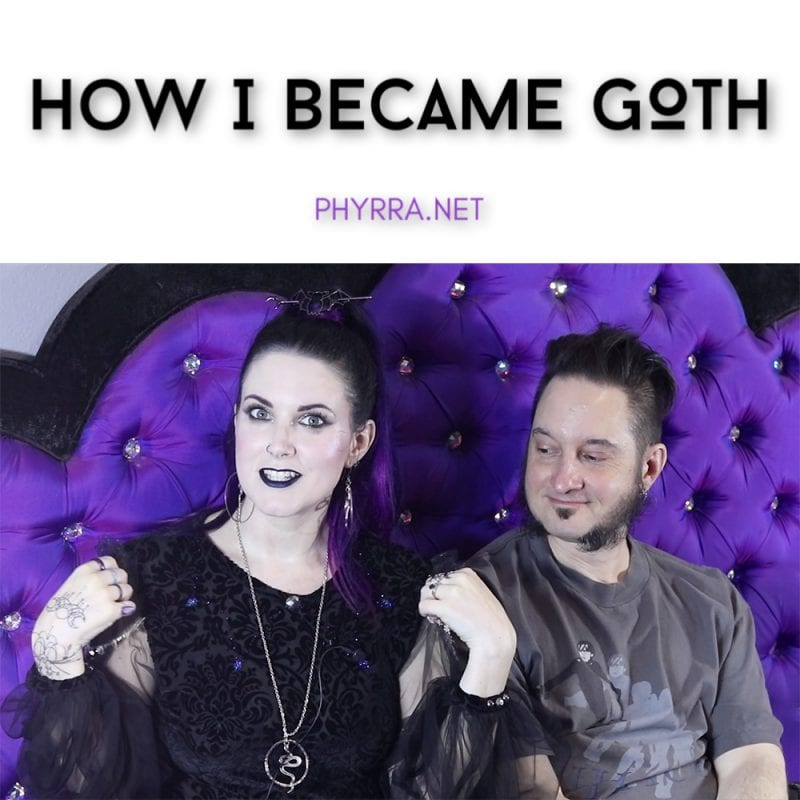 How I Became Goth: Welcome to the Dark Side!