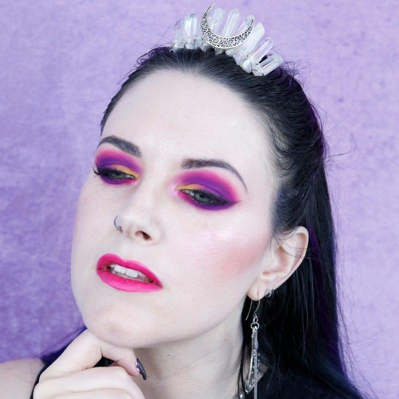 Anastasia Beverly Hills Alyssa Edwards Palette Look