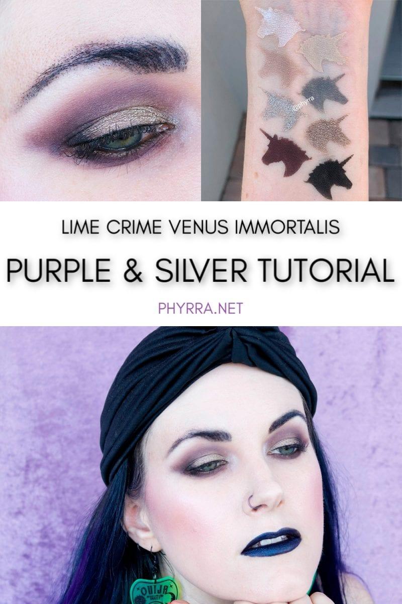Lime Crime Venus Immortalis Tutorial