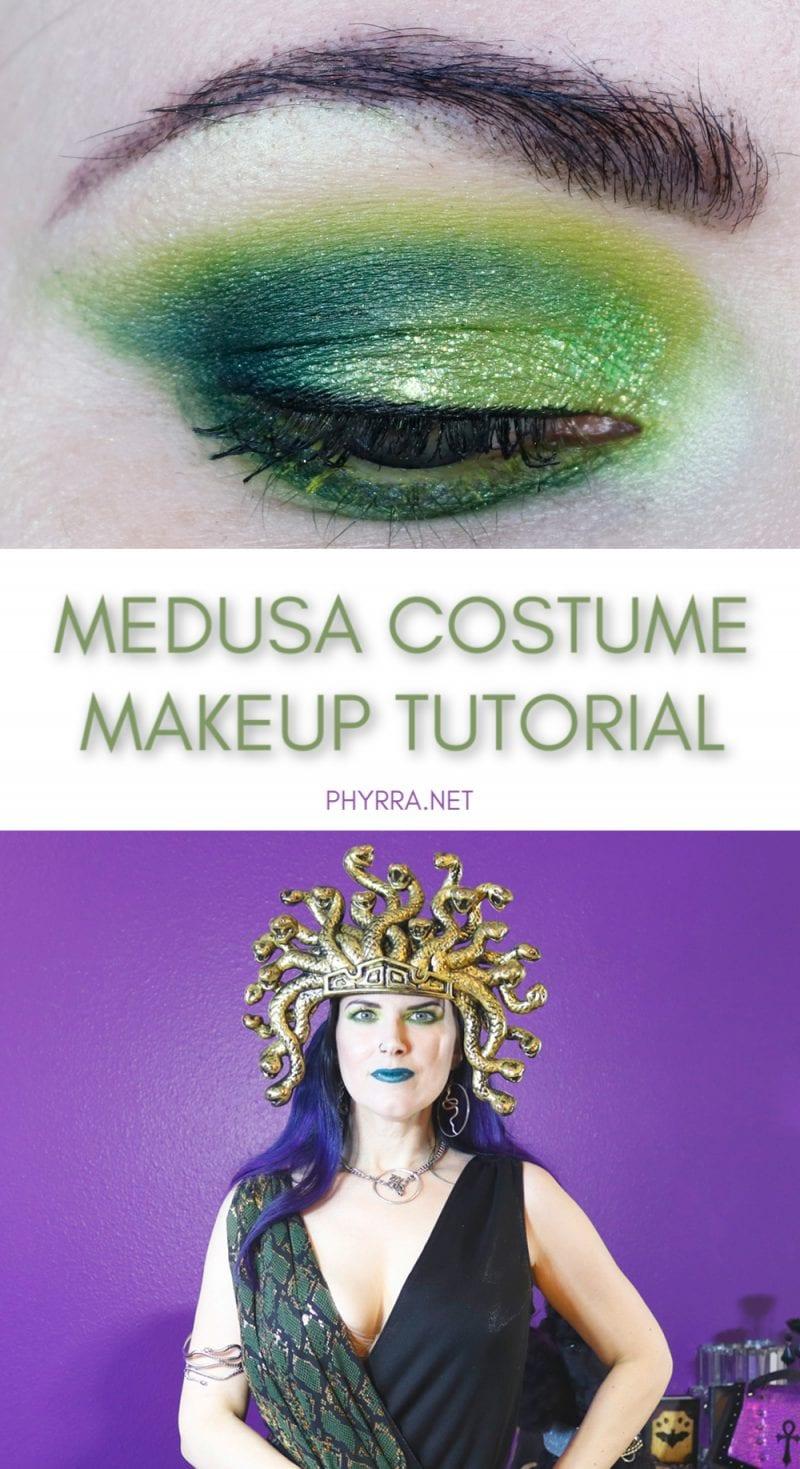 Medusa Costume Tutorial