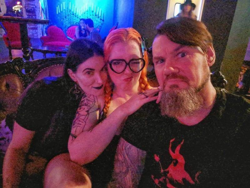 Courtney, Carlye, Svein