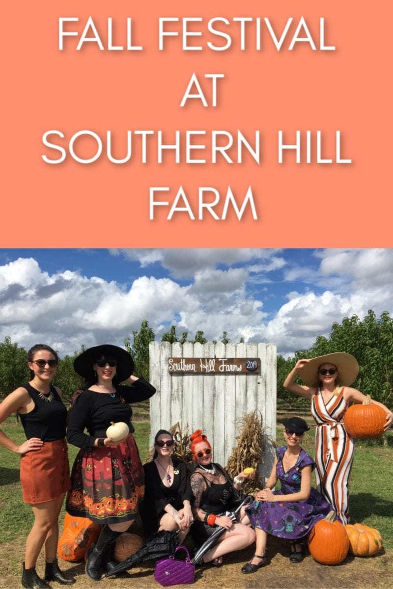Fall Festival at Southern Hill Farm