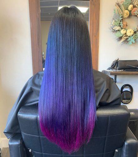 Pravana Purple Hair