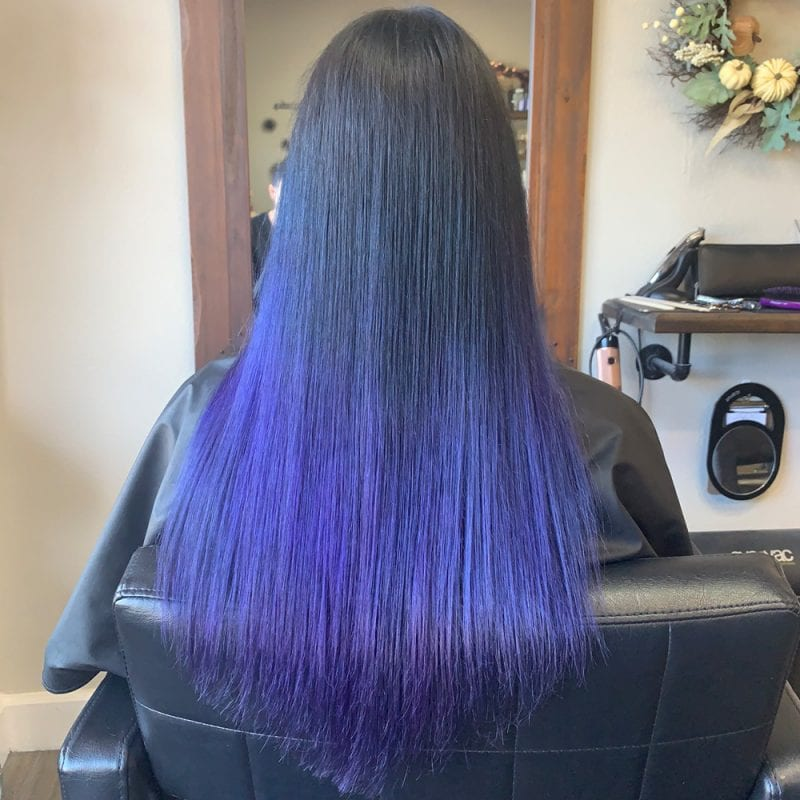 Pravana Inky Purple Hair
