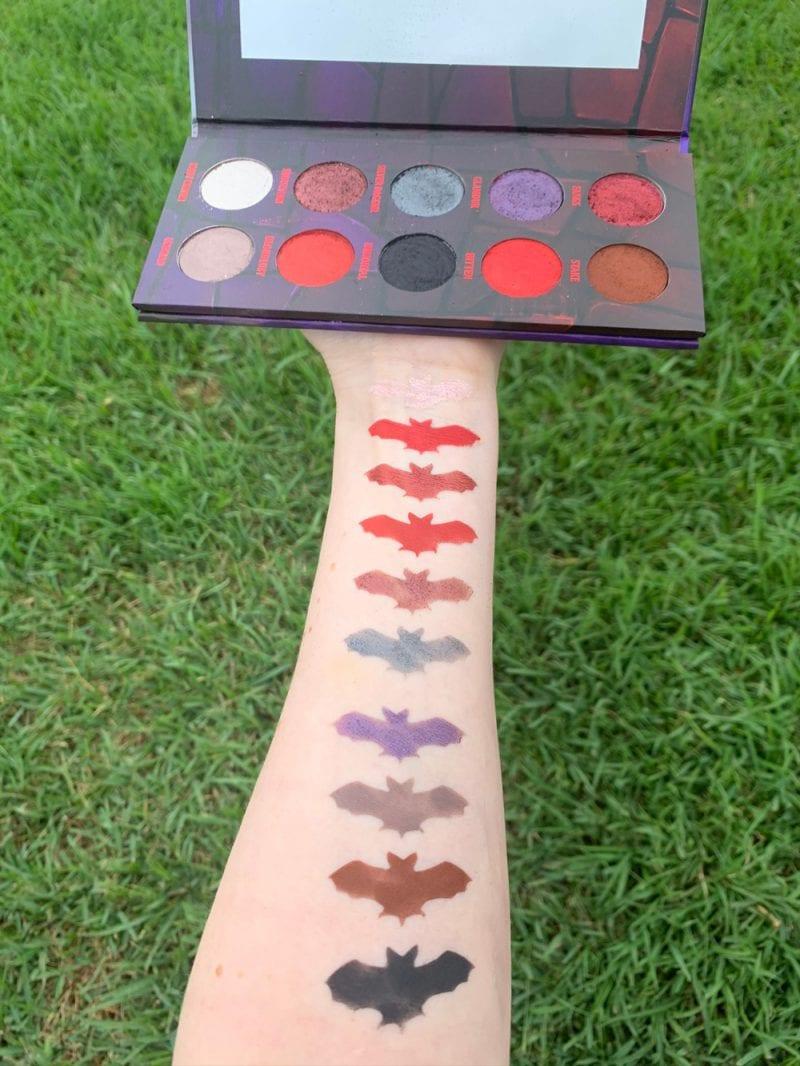 Gothic Makeup Palette - Nox Palette