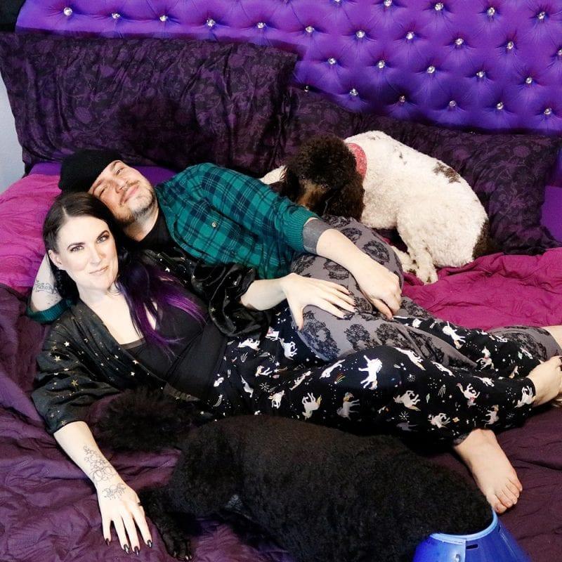 TomboyX Christmas Pajamas