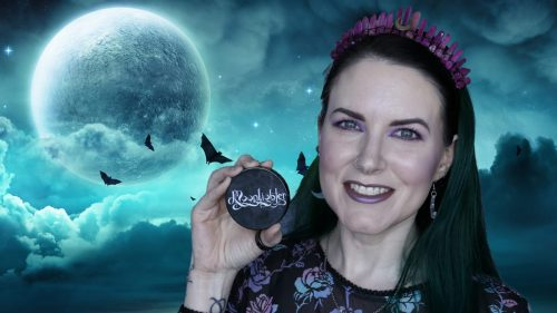 The Best Gothic Highlighters: Black Moon Cosmetics Moonlighters