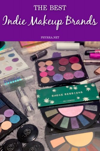 Best Indie Makeup Companies