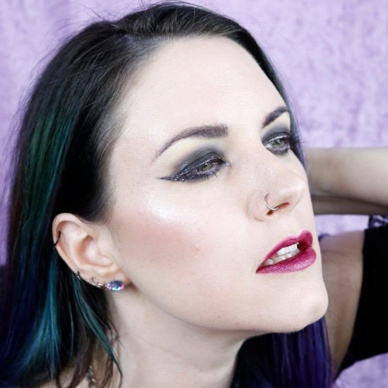 Brandless Makeup Tutorial on Hooded Eyes
