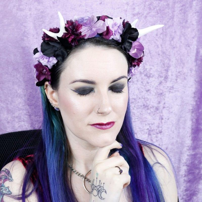 Gothic Spring Maiden Tutorial