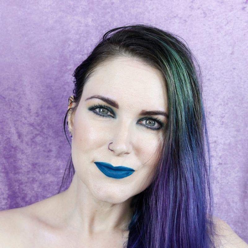 LimeCrime Peacock Liquid Lipstick