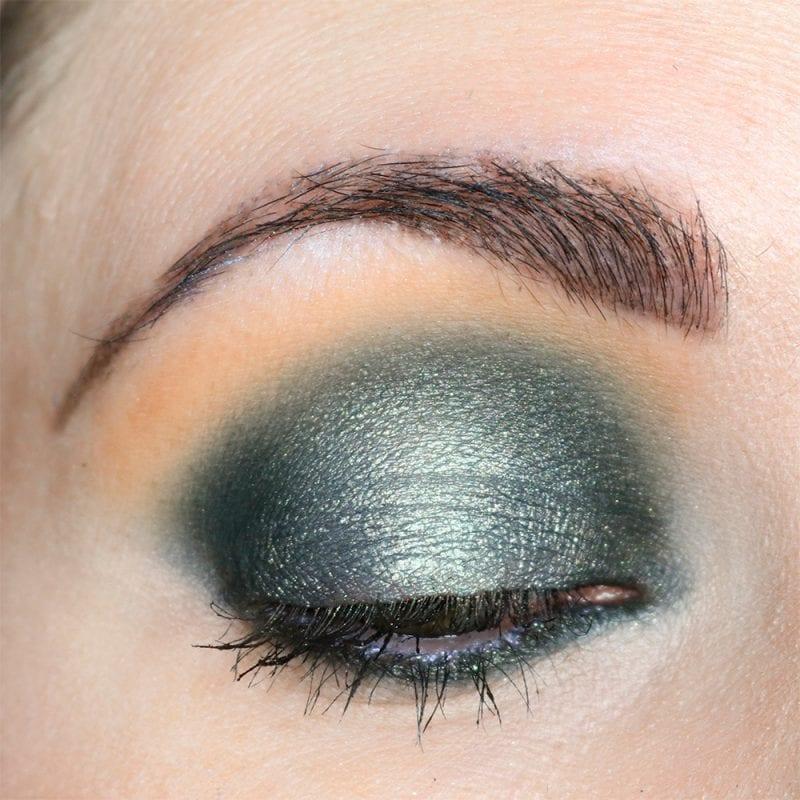 LimeCrime Prelude Chroma Tutorial for hooded eyes