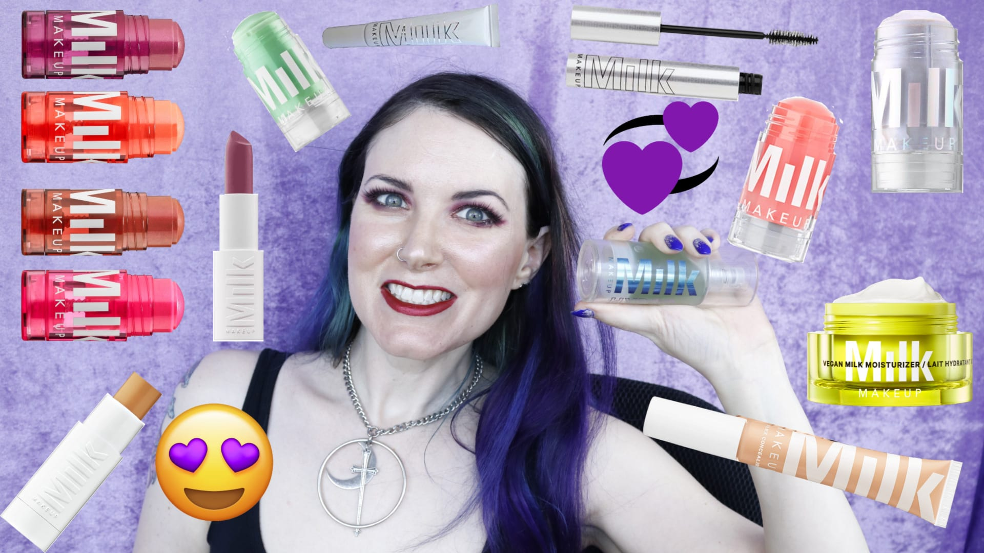 How I Fell in Love with Milk - Milk Makeup Skincare and Makeup Review