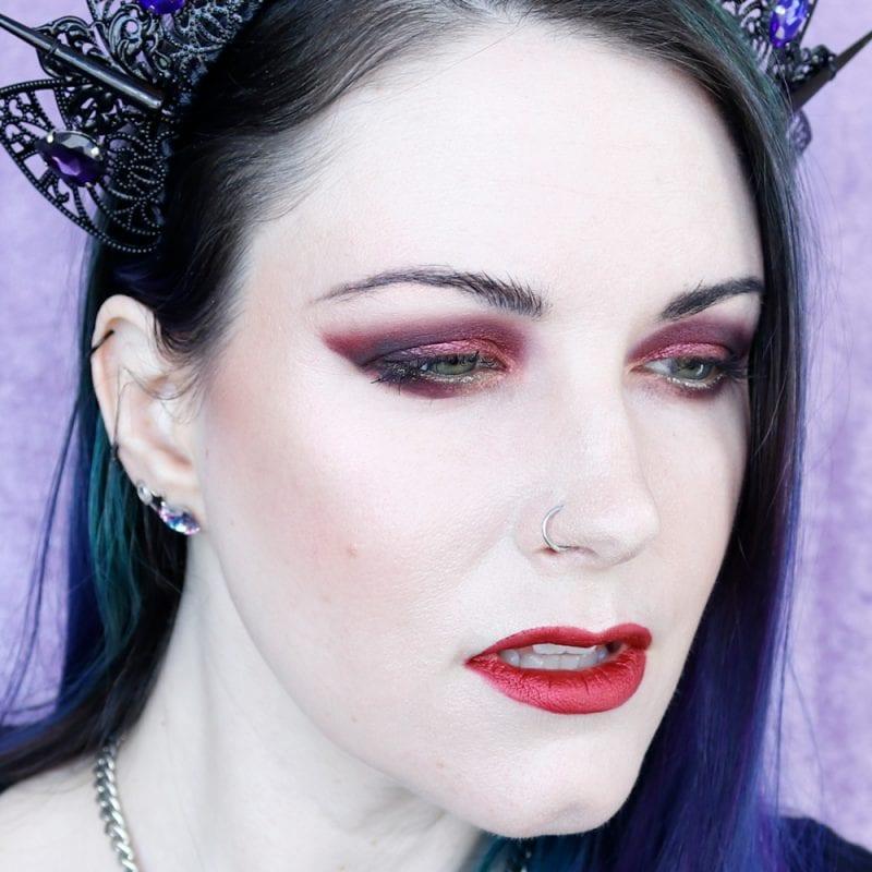 Red Brandless Makeup Tutorial