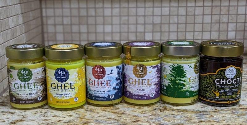 Ghee is Clarified butter