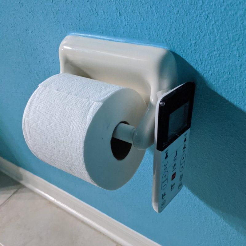 Bidet Toilet Remote
