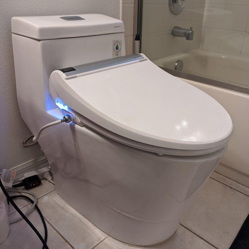 BioBidet Toilet Seat Attachment