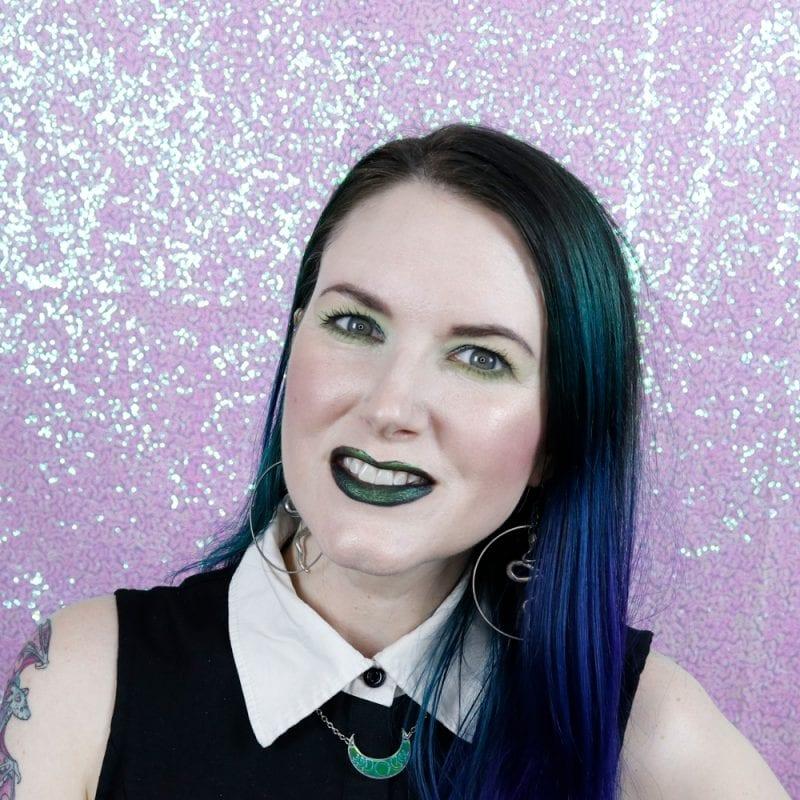 Green Makeup Tutorial