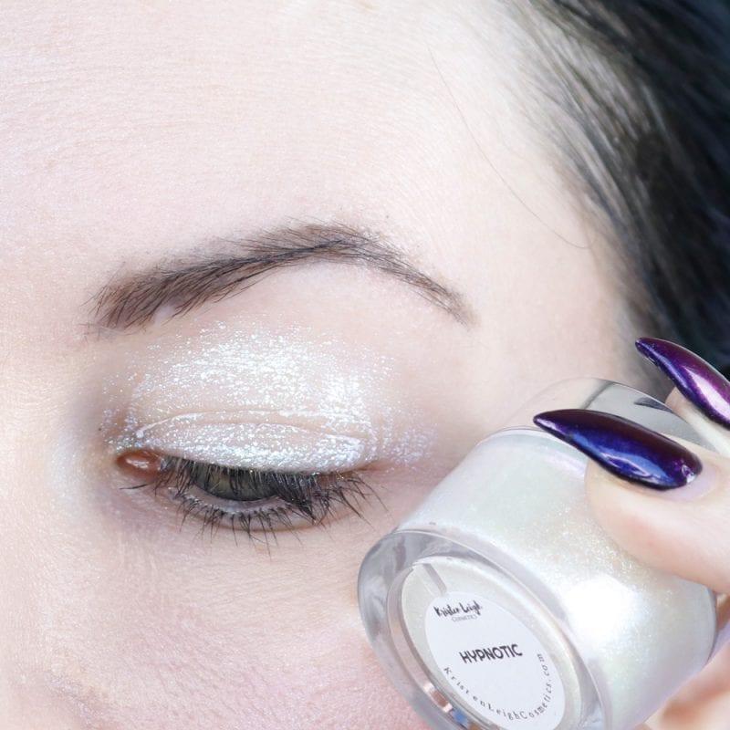 Kristen Leigh Glimmer Gel in Hypnotic swatch