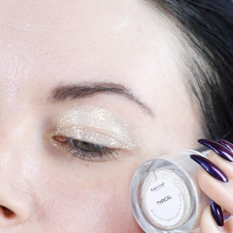 Kristen Leigh Glimmer Gel in Typical swatch