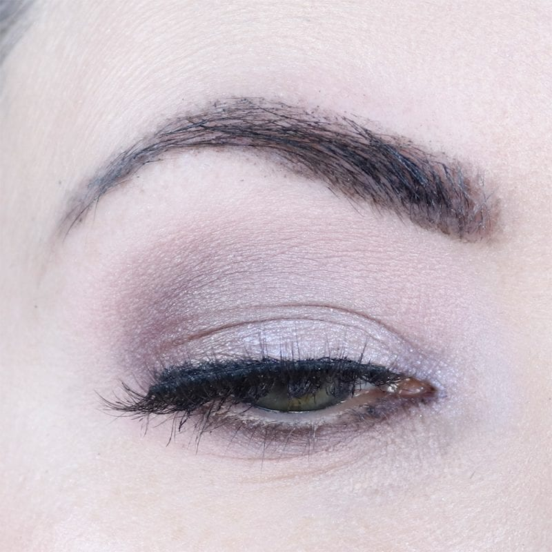 Lime Crime Prelude Exposed Palette Purple Look