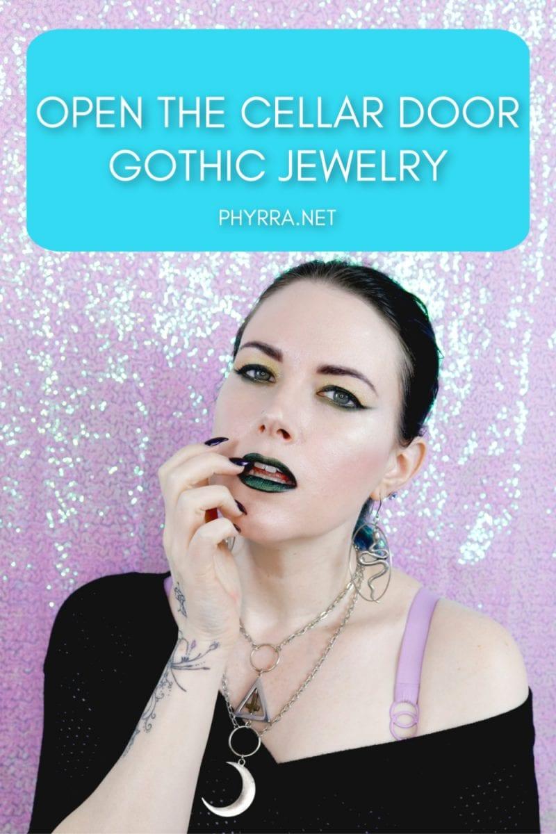 Open the Cellar Door Indie Jewelry