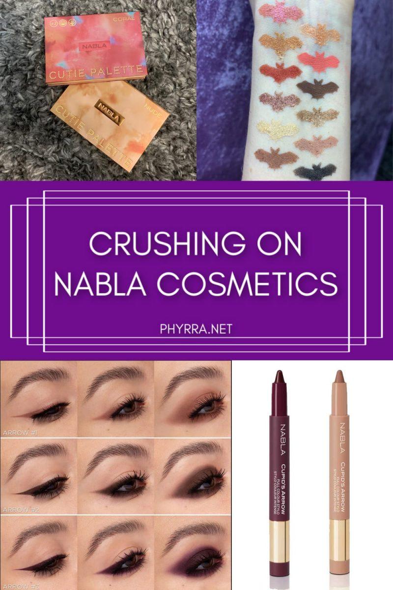Crushing on NABLA Cosmetics