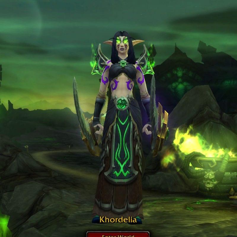 Khordelia Demon Hunter