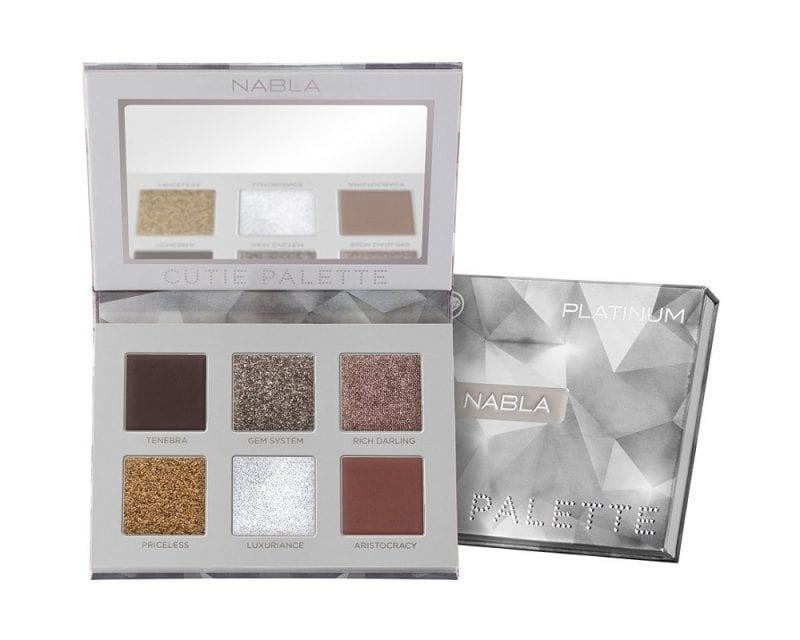 NABLA Platinum Cutie Palette