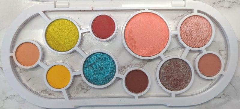 Sugarpill Capsule Collection C2 Palette