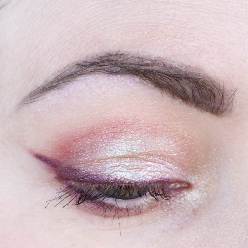 Nabla Cupid's Arrow Stylo 3 and Alchemy 2.0 Duochrome look