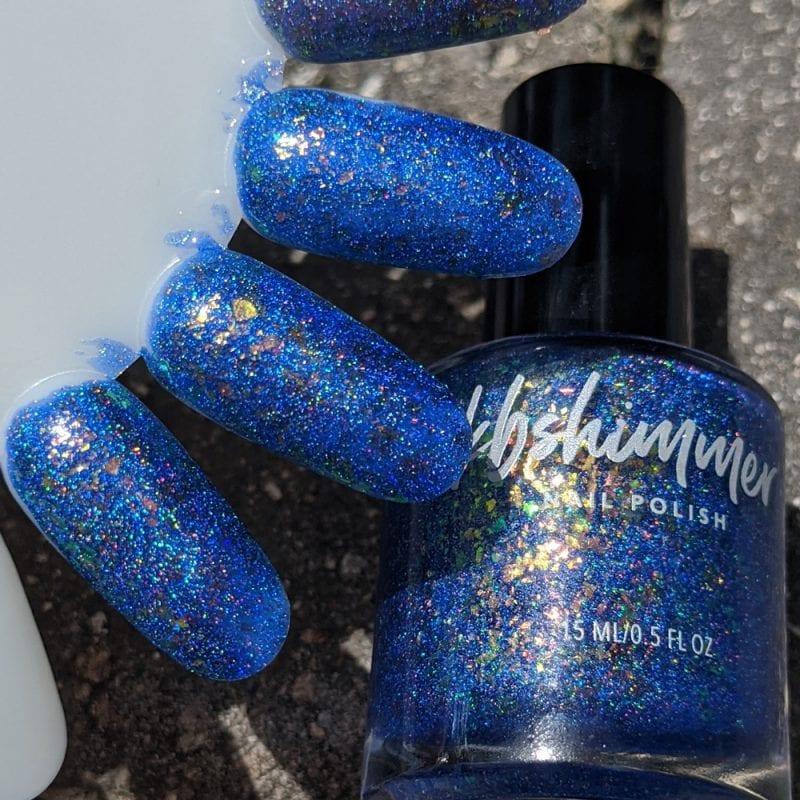 KBShimmer Sól Blue swatch