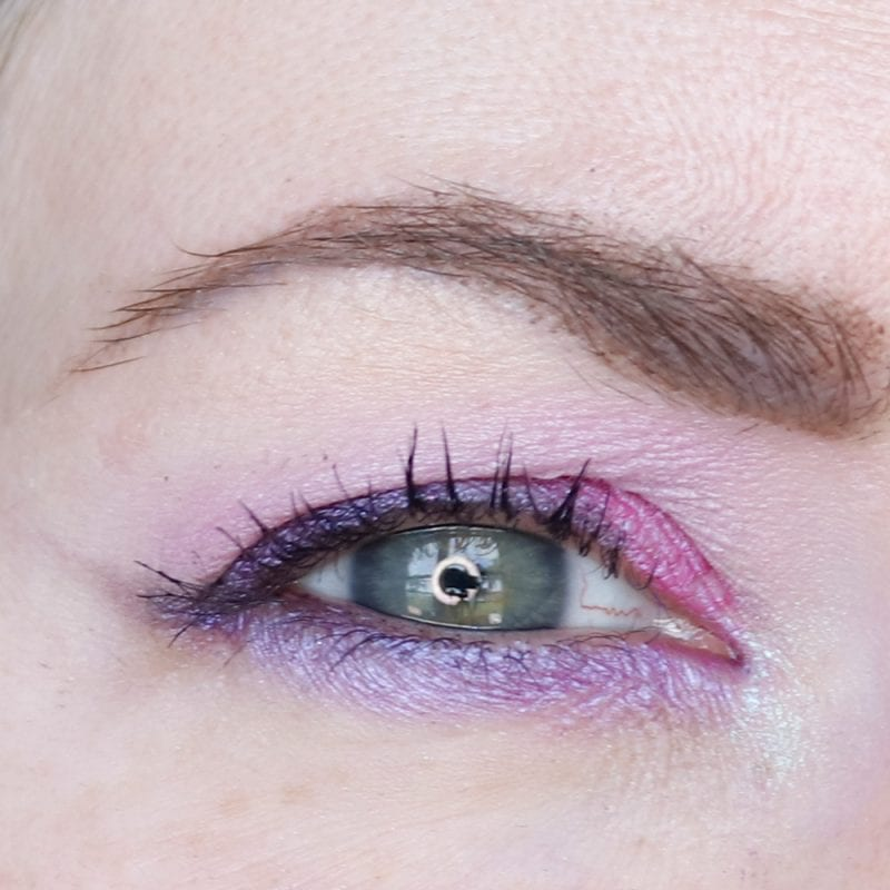 Urban Decay Naked Ultraviolet Palette Purple Look