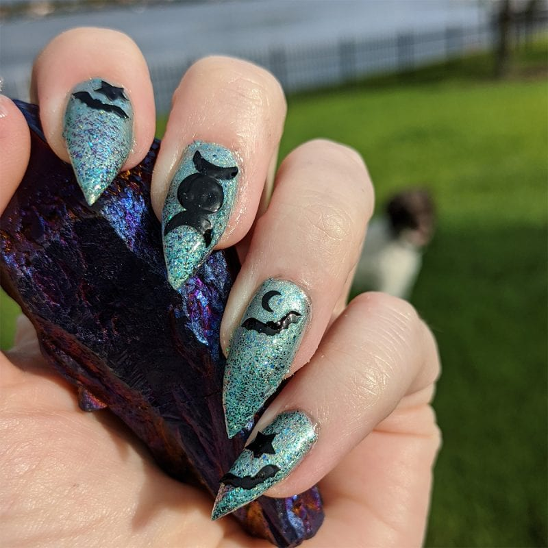 Baroness X Mermaid Madness Mani
