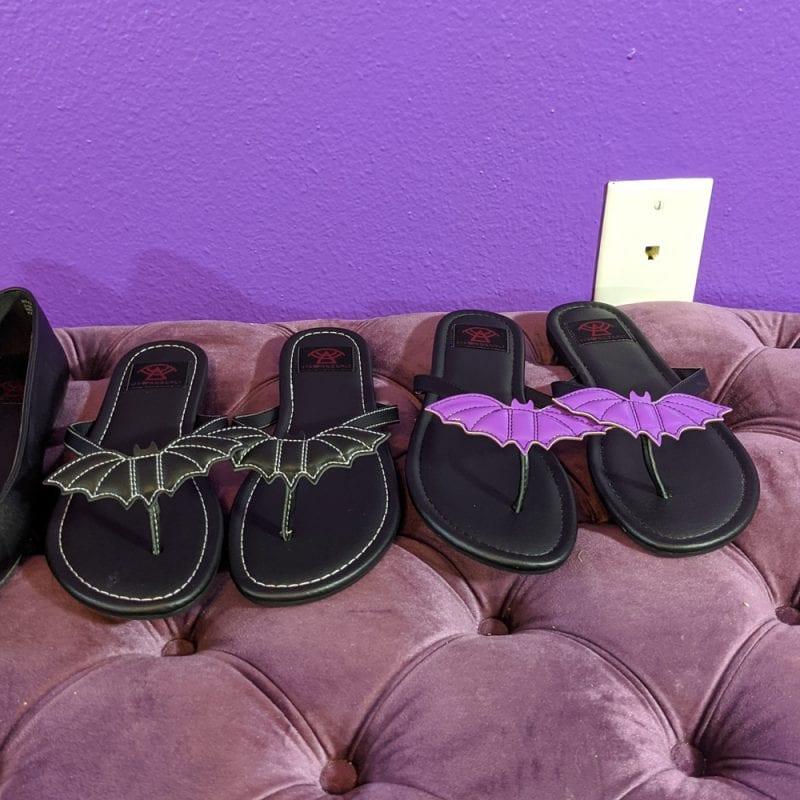 Bat Sandals
