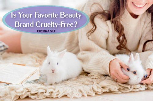 Cruelty-Free Makeup Brands List