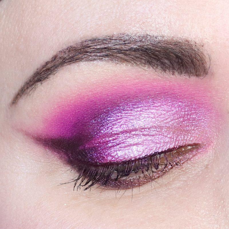 BH Cosmetics Light 'n Airy & Sugar, Melt Strange Love & Meanstreak, Makeup Geek Lavender Dreams