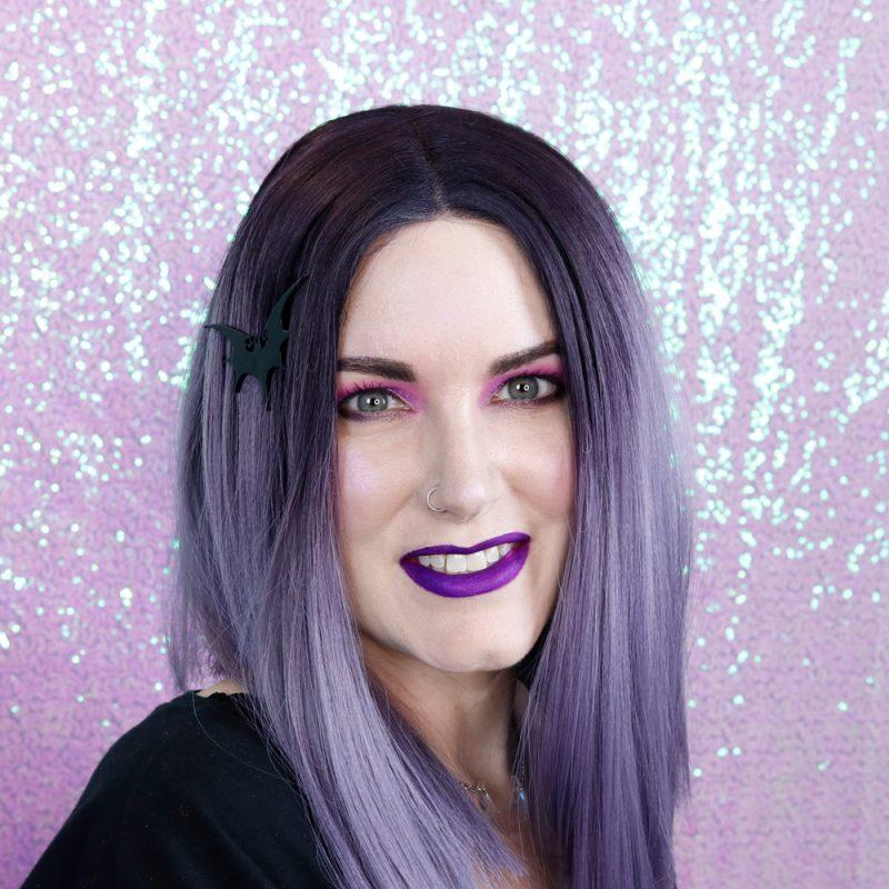 Bobbi Boss Yara Purple Wig
